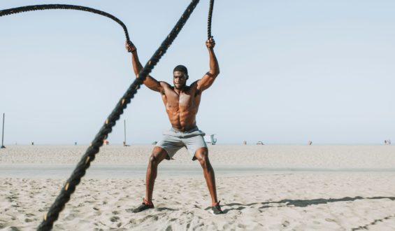 Ćwiczenia na triceps  u kulturystów